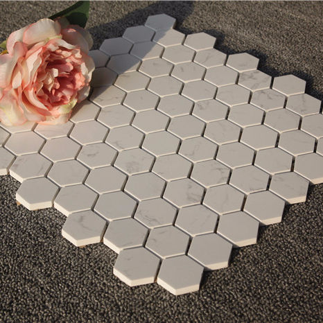 Glass Ceramic Mosaic Tile