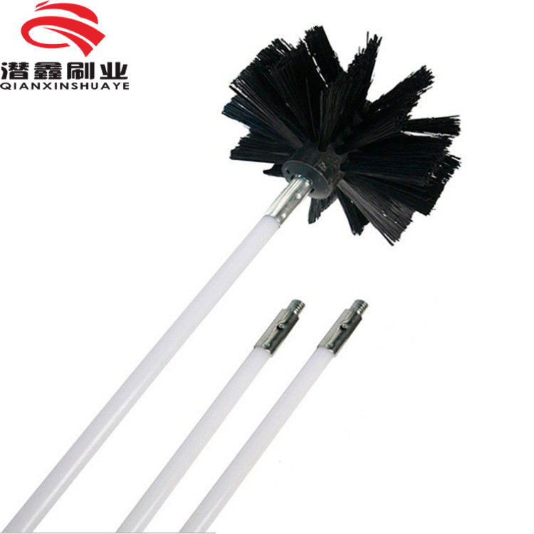 Hot Selling 6-Inch Poly Chimney Cleaning Brush