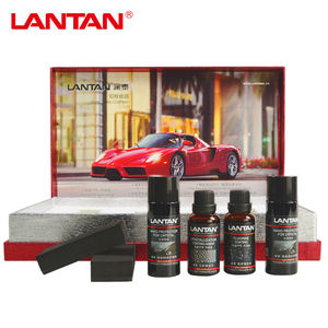 LANTAN 9h Car Ceramic coating Super hydrophobic Protect car paint
