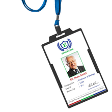 Customized Plastic PVC Employee / Staff / Student Photo / Facebook ID Card