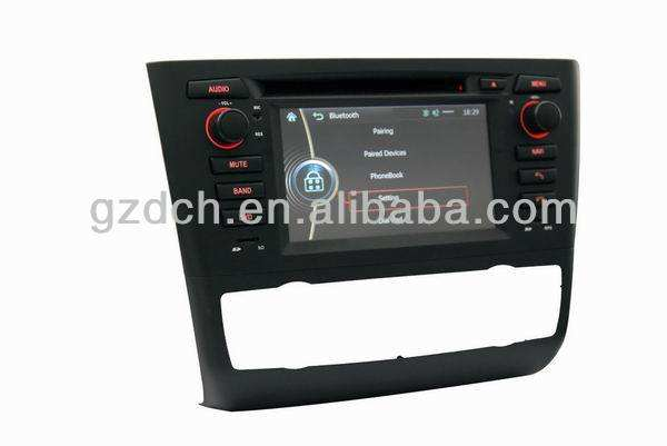 Auto dvd tv tuner giocatore per bmw e81/82/87/88 ws-8820