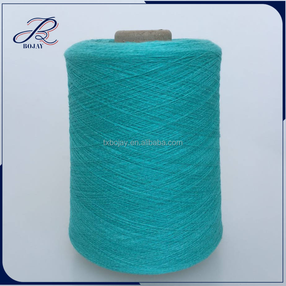 Good Sale Silk Ramie Blended Yarn 55%Silk 45%Ramie Nettle Yarn 24NM/1 for Knitting/Weaving