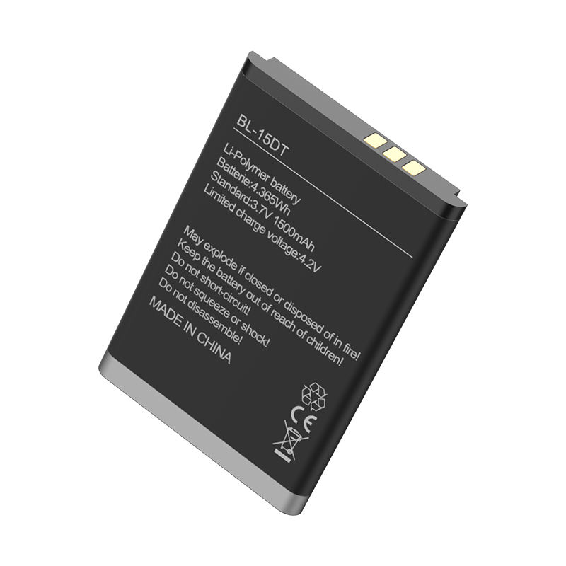 MSDS / UN38.3 1500mah rechargeable digital batteries for tecno phone battery , for tecno battery BL-15DT
