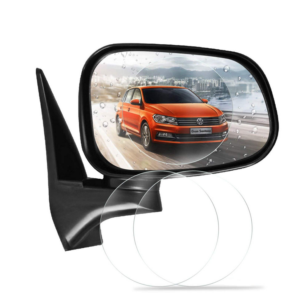 Hydrophobic Oleophobic Anti Fog Film Anti Rain Anti Water Rearview Mirror Film For Car Mirror For Car Window Film