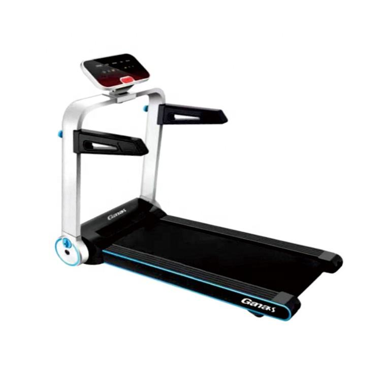 Ganas house fit intelligent treadmill with wifi running machine/exercise equipment aerofit home use motorized treadmill