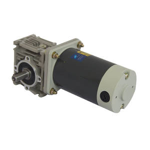 low rpm 12v dc worm gear motor with high torque