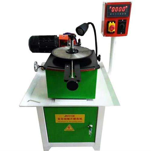 Shandong automatic circular saw blade sharpening machine for sale