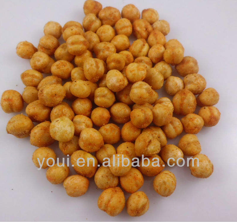 Chilli Flavor Chickpeas Snacks Yummy and Nutritious Snacks Food With BRC Certificated