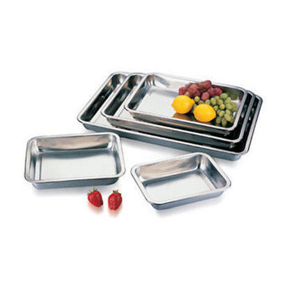 Stainless steel serving tray /dish and plates restaurant home Use food fruit platter