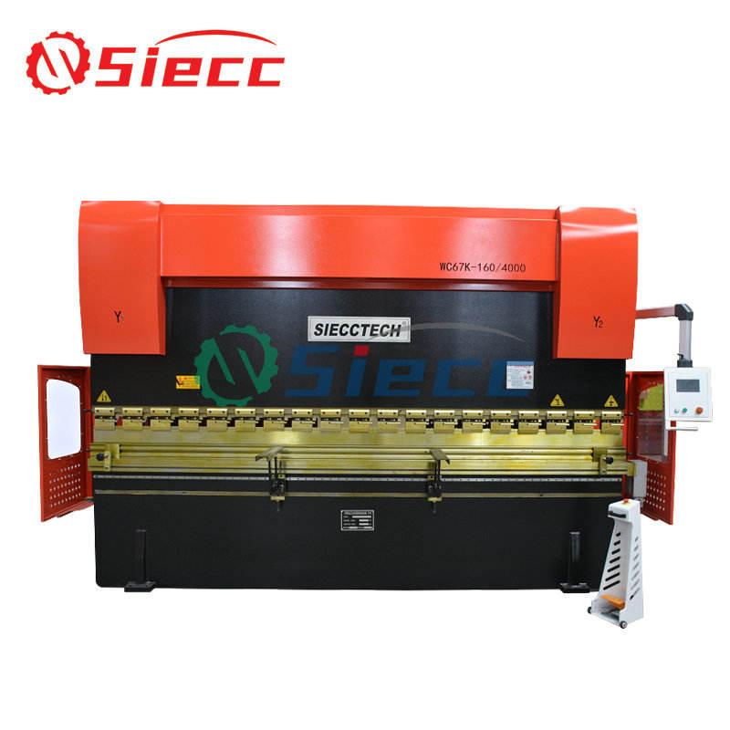 Professional Factory Supply 300 Tons Hydraulic Press Brake