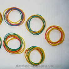 Chinese supplier High Quality best Selling Natural Elastic Rubber Bands For Money