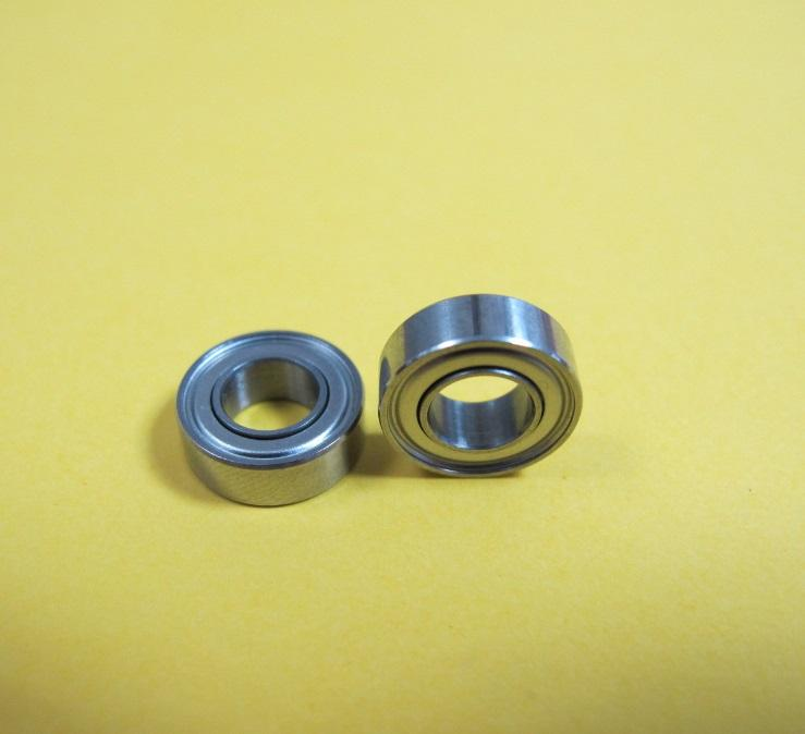 50pcs//lot MR148ZZ 8X14X4mm miniature deep groove Ball Bearings MR148 L-1480ZZ