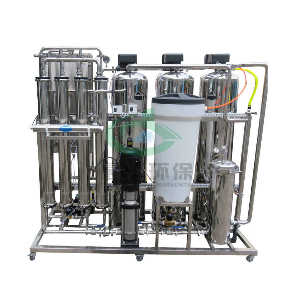 hot sell mineral water plant machinery ro plant price in india /reverse osmosis for wells