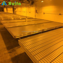 Movable Greenhouse Nursery Growing Tables for sale