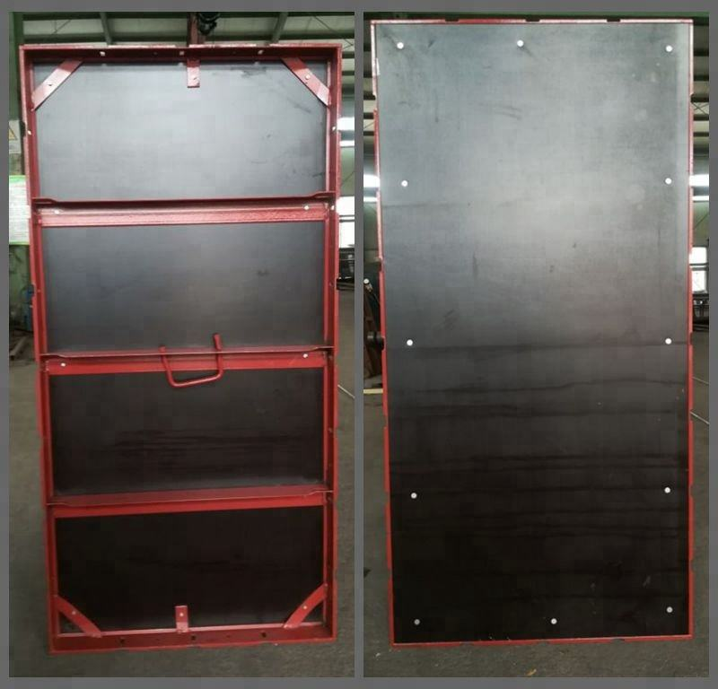 hot sale symons steel plywood concrete wall forms