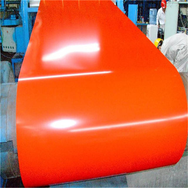 2019 Hot Sales Prepainted GI Steel Coil PPGI PPGL Color Coated Galvanized Steel Sheet In Coil