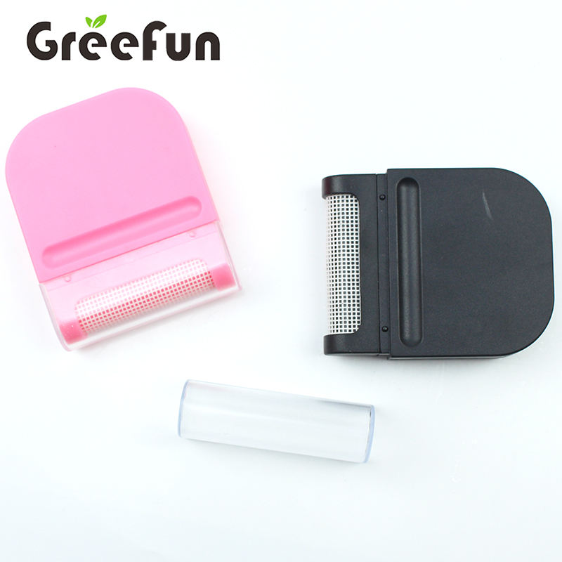 High Quality Lint Shaver Cashmere Comb Pet Lint Remover For Clothing Care Fuzz and Lint from Garments Pink Black White