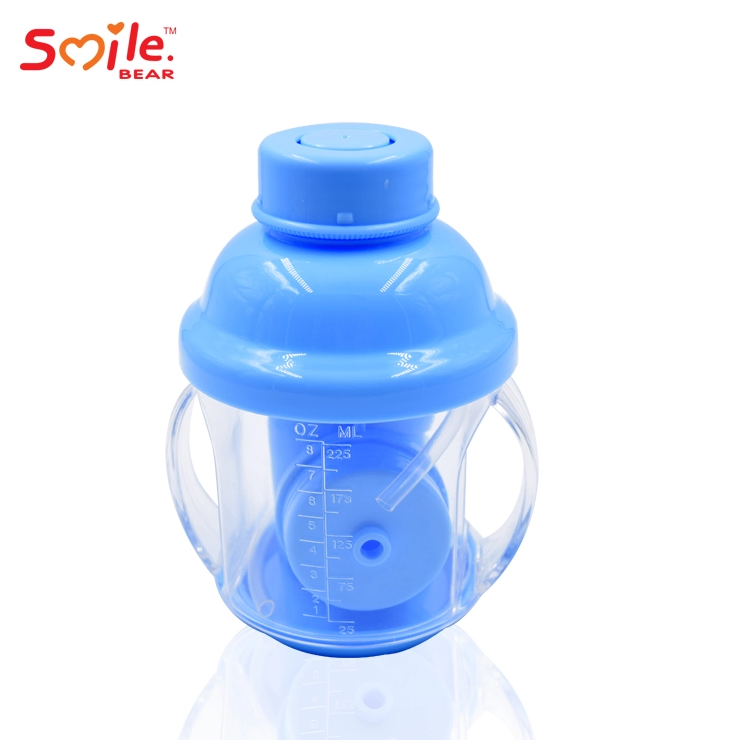 Hot sale Wholesale Baby Products Toddler Baby Trainer Straw Sippy Cups
