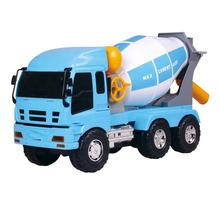 wholesale High Quality creative Manual wheel Freewheel Car truck toys InertialVehicle Engineering Cars