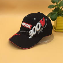 Customized pure cotton 3D embroidery welding baseball cap