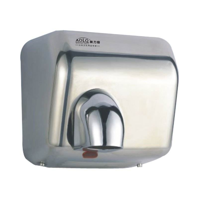 Toilet stainless steel electric hand dryer suppliers in dubai