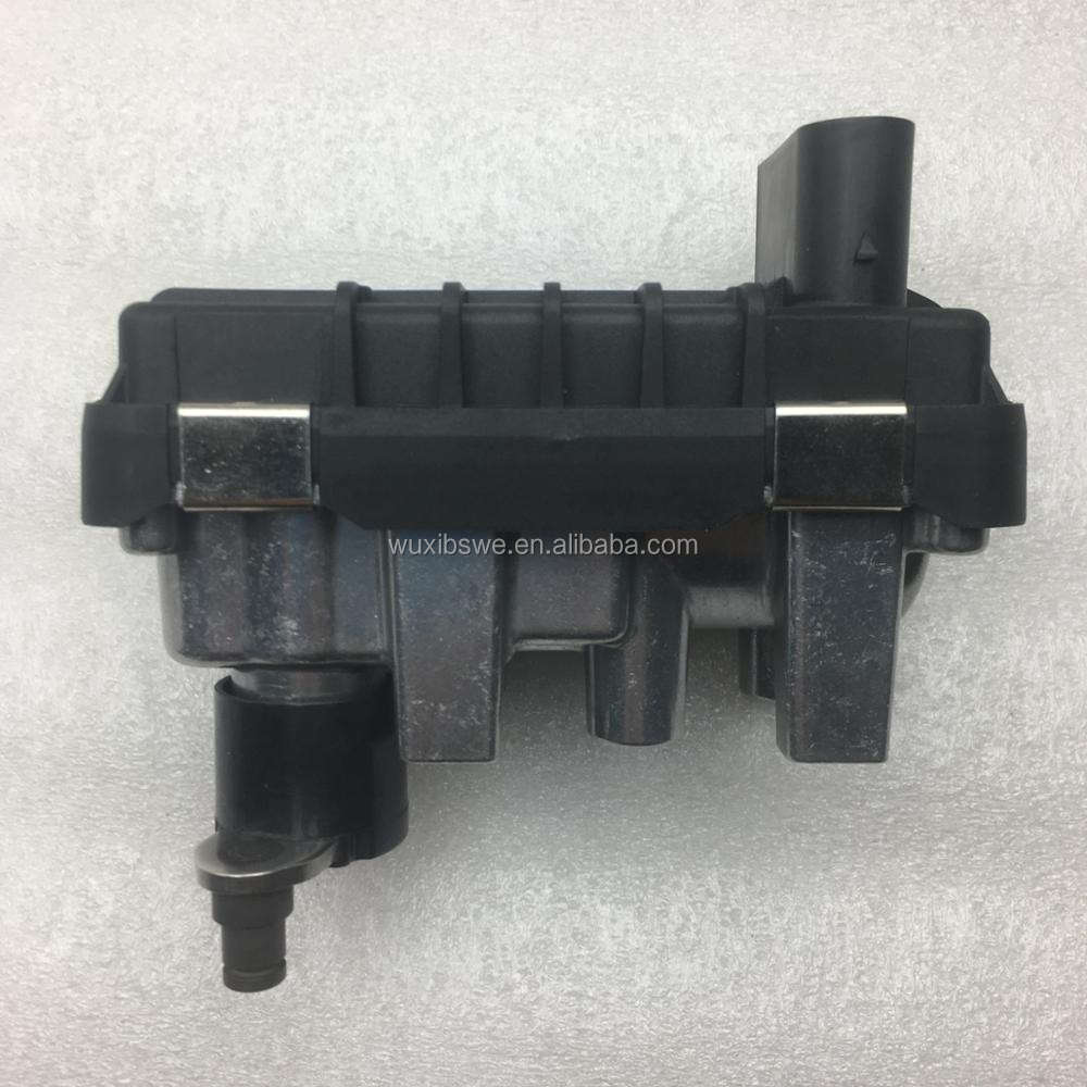 Hella Turbo Ladedrucksteller 6NW008412-712120 G-185 Mercedes 727461