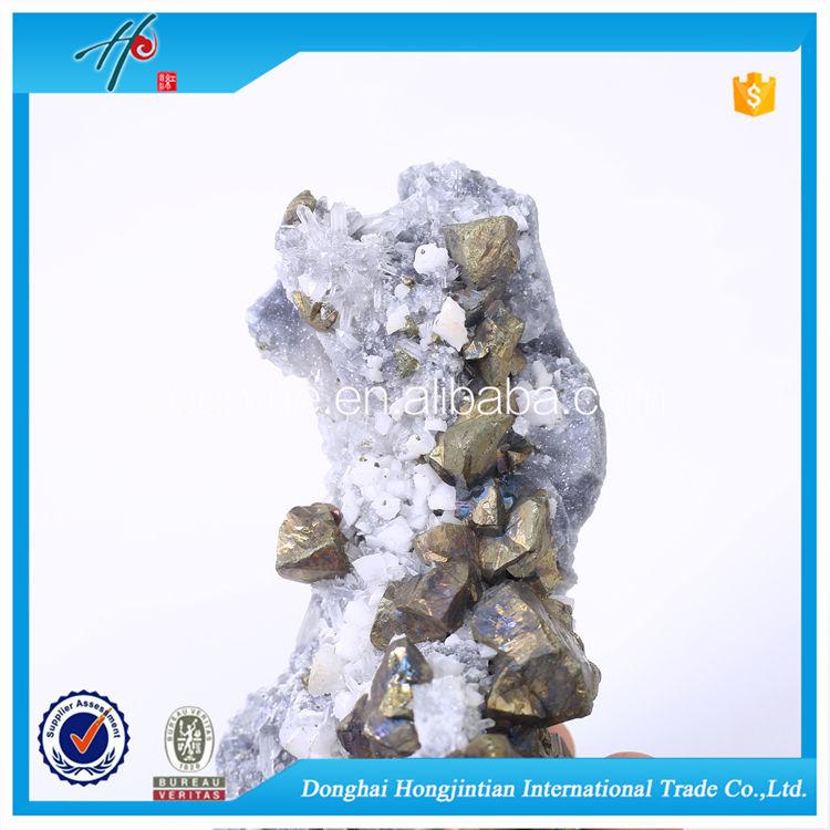 Amostras de Forma única Espécime Mineral Natural Specimen