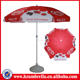 Wall's 160g Polyester Fabric Beach Umbrella Parasol Company In China