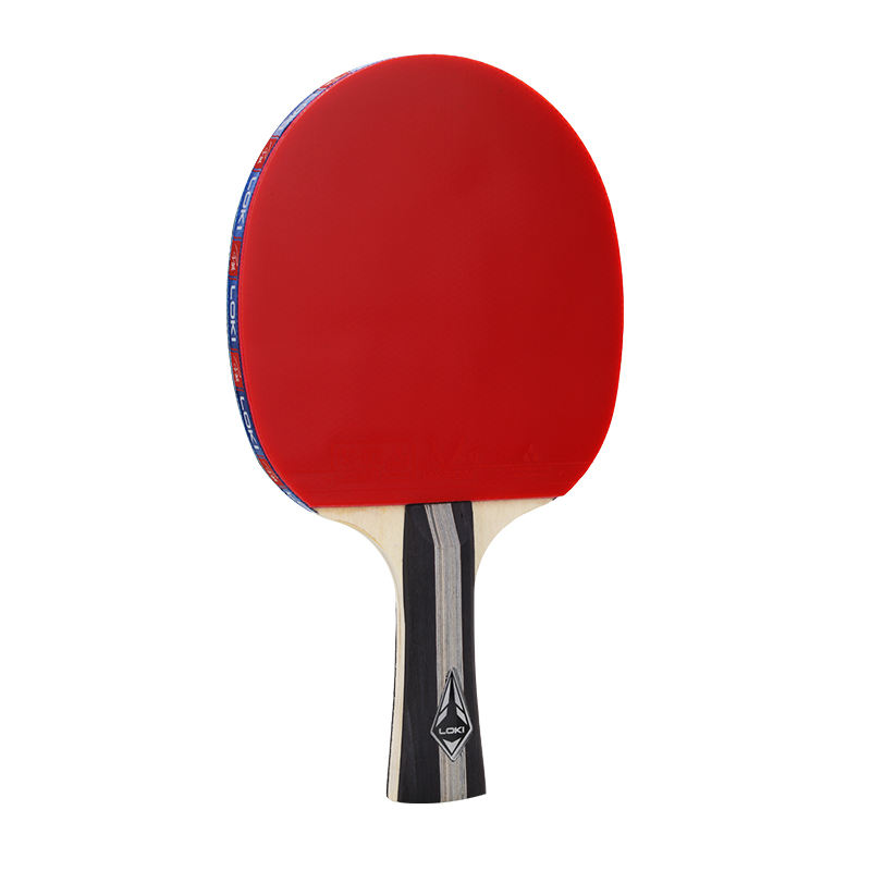 OEM Promotional ping pong paddle racket bats set table tennis blades