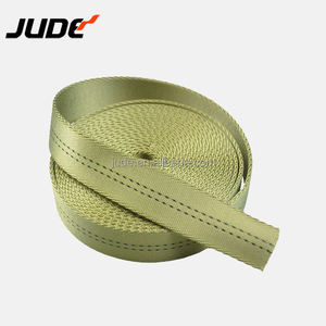 Wholesale Double Layers Polyester Nylon PA 1 2 1/2 Inch Tubular Webbing Supplier
