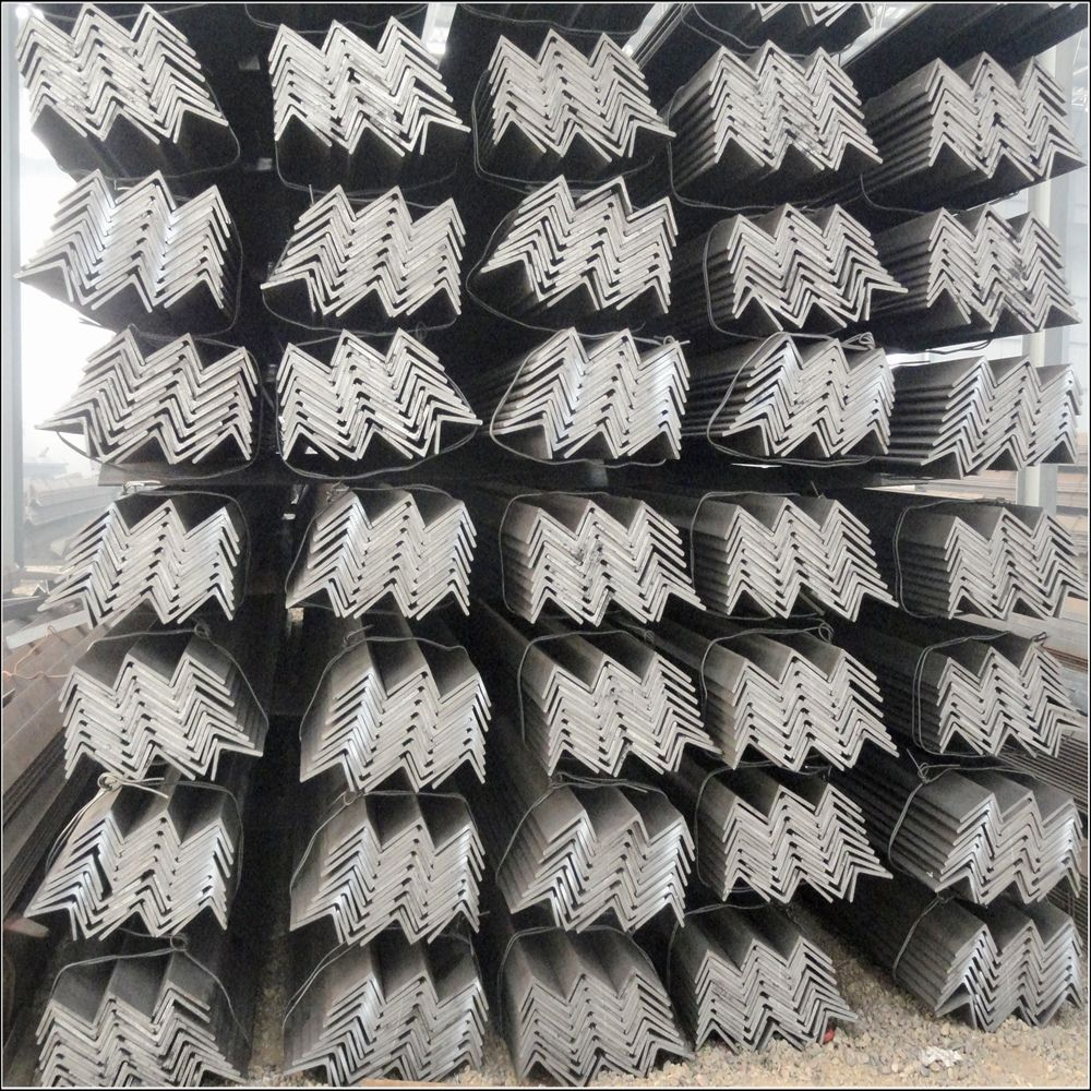 ASTM A36 mild steel steel bar and angle supplier