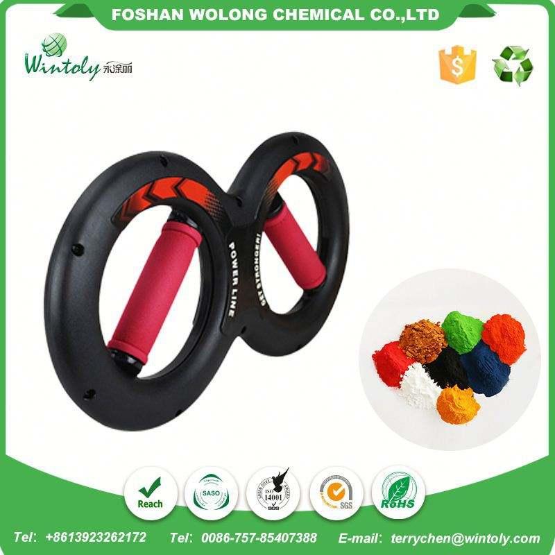 Alibaba china polyster Pure pó de teflon para o Oriente médio