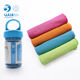 OEM Factory direct wholesale bottled microfiber cooling towel sports cool towel/ice towels