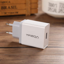New style Fast Charge 1 ports usb wall charger Home Charger with 1 Mirco-USB cable for android charger head