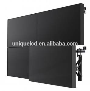 55Inch Reclame Display Lcd Video Muur Monitoren Voor Trade Show