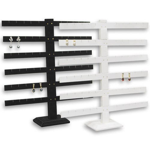 Factory Customized Acrylic Earring Display Rack Jewelry Display Stand