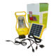Tent use solar rechargeable camping lantern led