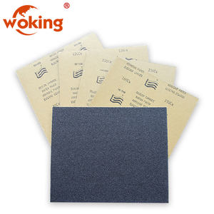 Cheap Kraft paper sandpaper sheet