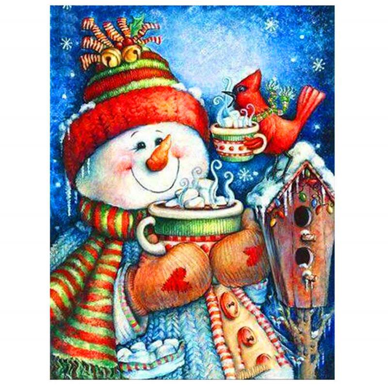 новогодние картинки со снеговиками для декупажа фото это архив