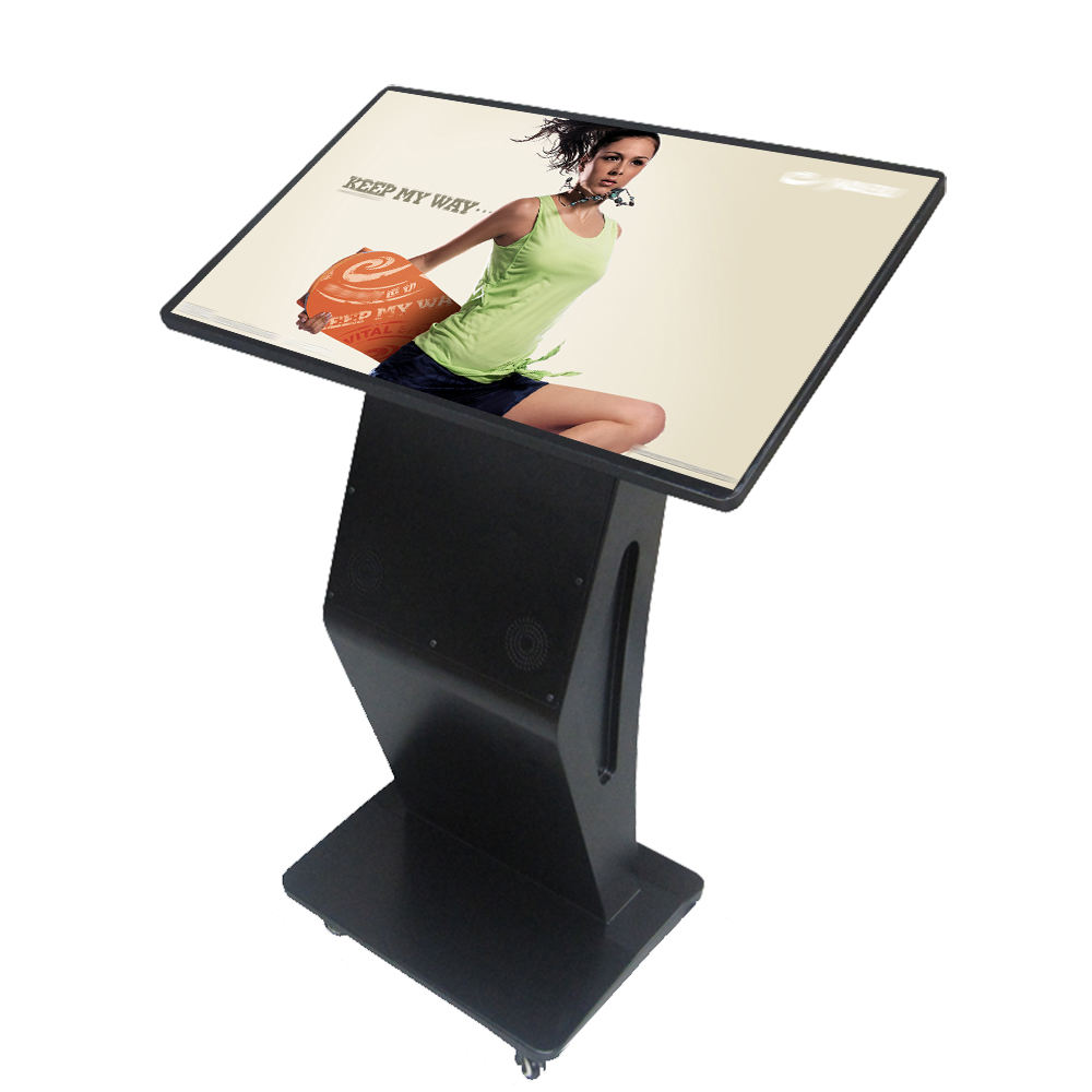 "42 ""43'' 49 ""<span class=keywords><strong>infrarood</strong></span> touch screen kiosk totem lcd reclame display interactieve scherm"