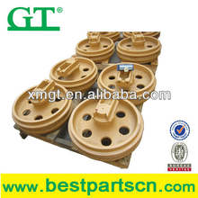 undercarriage spareparts pc200-5 front idler,pc200-5 idler