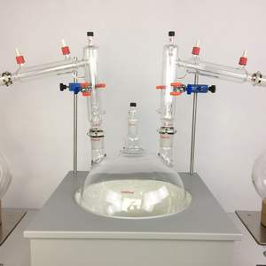 High Quality CBD Extraction Machine 10L Vacuum Short Path Distillation System with Short Path Distillation Head