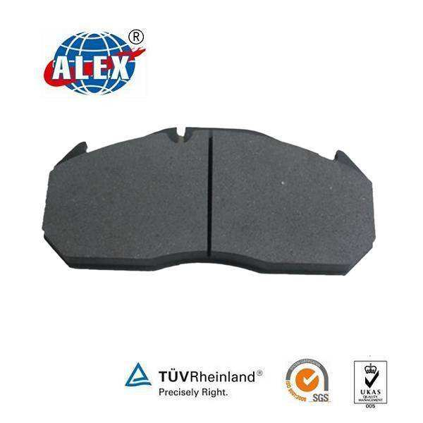 Cantilever Brake Sepatu/Cantilever Brake Pad/ Train Brake Blok Di Cina