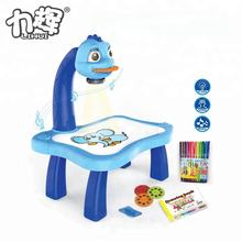 Educational Toy 3 in 1 Projector Toy Painting Set Kids