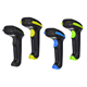 Wireless Barcode Scanner Laser Barcode Reader 1D 2D QR Handheld Bar Code Scanner