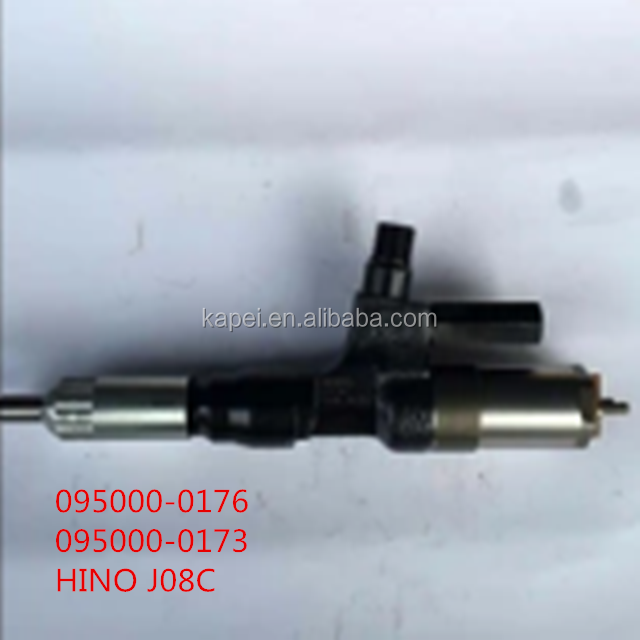 095000-0176 Denso Common Rail Injector 095000-0173 voor HINO J08C