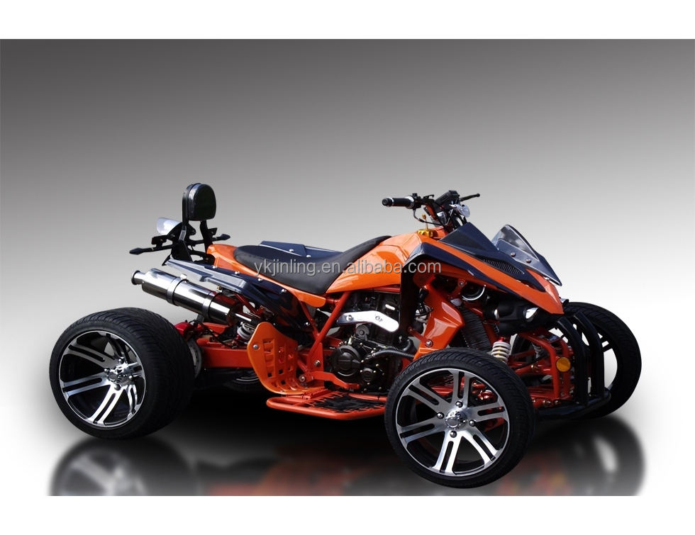 250CC Quad Bike Viper Quads Bike 250 Atv For Sale From Jinling Factory