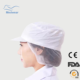 Food hygiene Non Woven Disposable Pleated Paper Chef Cap Kitchen Hat,chef caps bouffant cap