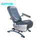 Two Function Hospital Blood Transfusion Chair