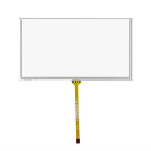 148*82 glas Touch Digitizer 4 Draht Resistiven 6 zoll Touch Screen